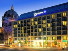 Berlin Radisson Blu Hotel Germany, Europe Radisson Blu Hotel is perfectly located for both business and leisure guests in Berlin. Both business travelers and tourists can enjoy the hotel's facilities and services. Take advantage of the hotel's free Wi-Fi in all rooms, daily housekeeping, printer, 24-hour front desk, 24-hour room service. Television LCD/plasma screen, internet access – wireless (complimentary), non smoking rooms, air conditioning, heating can be found in select...