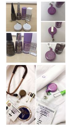 Medicine accessories Id card holder