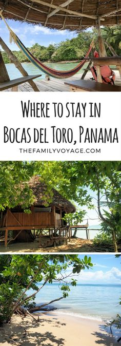 Are you looking for an amazing place to stay in Bocas del Toro, Panama? Click to read all about the luxury eco-resort Al Natural Resort and why it's an amazing place to stay in Isla Bastimentos. #panama #bocasdeltoro #luxurytravel #ecoresort #resort #travel