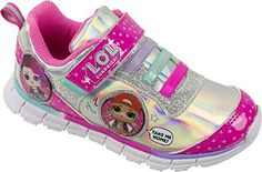 L Surprise Girls Sneakers, Light Up Fashion and Athletic Shoes with Strap, Queen Bee Deva MC Swag and Rocker, Little Girl/Big Girl size 8 to Ages 3 to 10 * Visit the image link more details. (This is an affiliate link) Baby Sneakers, Girls Sneakers, Sneakers Fashion, Toddler Sneakers, Girls Sandals, Girls Shoes, Baby Shoes, Women's Shoes, Girls Flip Flops