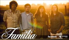 Familia - feat. the beautiful Tamara, Cody, DJ and Bronson (my kid) :)