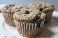 Recipe For Blueberry Chia Seed Muffins | POPSUGAR Fitness Australia