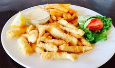 Groupon - Calamari with Chips and Onion Rings from R75 at Lighthouse Pub and Grill (Up to 55% Off) in Cape Town. Groupon deal price: R75