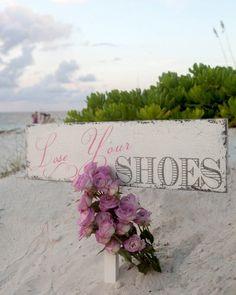 Laid Back Beach Rules. Beach wedding signage inspiration from Martha Stewart Weddings. Beach Wedding Signs, Beach Wedding Colors, Beach Wedding Decorations, Wedding Signage, Nautical Wedding, Seaside Wedding, Wedding Events, Our Wedding, Wedding Ideas