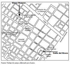 Imagen de Cardeño  (2007) para el Instituto de Cultura, Recreación y Deporte. Diagram, Map, Culture, Sports, Places, Location Map, Maps