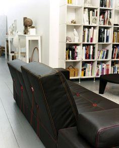 polder sofa #vitra