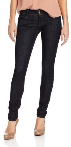 Hudson Jeans Women's Tall Collin Supermodel Length Skinny Jean in Foley