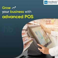In this tech-savvy world, businesses are slowly making the switch to advanced #POS for smoother retail operations. #HostBooks POS software addresses the challenges of small businesses and retailers by providing the best customer experience. #POSSoftware #Pointofsale #POSSolution #POSSystem #SmallBusinesses #BusinessKaAllrounder Point Of Sale, Accounting Software, Customer Experience, Growing Your Business, Pos, Small Businesses, Retail, Challenges, Tech