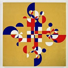 Gabriel Orozco, Gold Trebol Latin Artists, Composition Art, Mixed Media Collage, Geometric Art, Contemporary Artists, Art Lessons, Print Patterns, Original Artwork, Pop Art