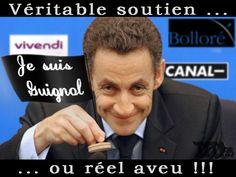 Possible suppression des Guignols sur Canal+, décidé par un proche de Sarkozy.... Mais un soutien inattendu .......!!!!