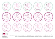 free fairy birthday printable cupcake toppers