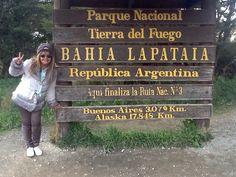 National Park , Bahia Lapataia , Ushuaia
