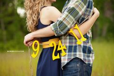 really cute save the date