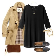 """""""Casual"""" by americanhorse ❤ liked on Polyvore featuring Burberry, Monki, J.Crew, Boutique by Lola, VII Sept by Cécile De Jaegher, Slane, women's clothing, women, female and woman"""