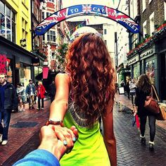 Murad Osman 'Follow Me' Photos Capture Beauty Of Travelling With Your Girlfriend