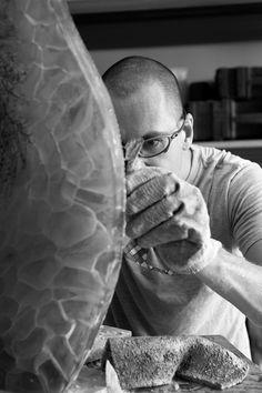 Michael Behrens » Glass Artist - Habatat Galleries