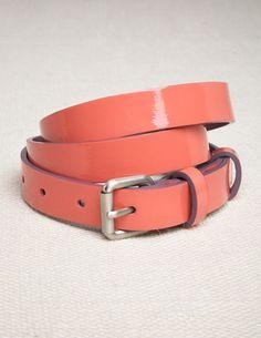 Patent belts. I need one. I need five.
