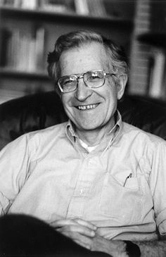 Noam Chomsky  Outspoken opponent of war and generally cool guy...ideologically, he aligns with anarcho-syndicalism and libertarian socialism.