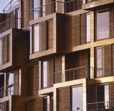 Lene Tranberg, Danish architect, apartments, college, student housing, Copenhagen, Tietgen