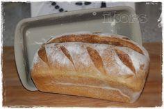Buttertoast   aus dem Zauberkasten     270 g Milch   30 g Butter    10 g frische Hefe     3 Min./37°/St.1     470 g Mehl 550er   10 g Zuc...