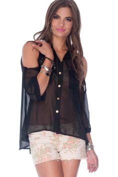 sheer shirts :)