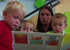 Interactief voorlezen: BoekActiefHier vindt u tips en verwerkingssuggesties bij een aantal boeken voor kinderen van 0-4 jaar om direct te ge...