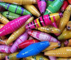Mod Podge Paper Beads | Paper Beads.jpg