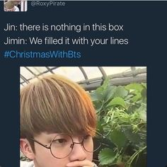#ChristmasWithBTS