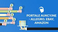 Jak sprzedawać wykorzystując największe portale aukcyjne? Mateusz Grzywnowicz podpowie jak wykorzystać Allegro, eBay, Amazon w swojej strategii sprzedażowej!