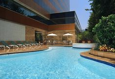 Outdoor Pool at Santiago Hotel Outdoor Pool, Outdoor Decor, Relax, Marriott Hotels, Deck, Exterior, World, Design, Travel