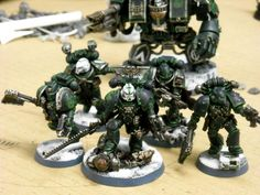 Alpha Legion Space Marines - Warhammer 40,000