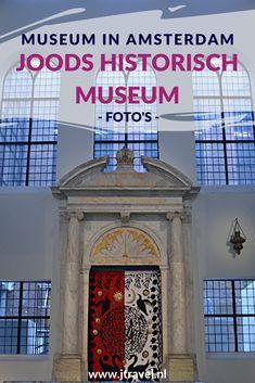 In het Joods Cultureel Kwartier is het Joods Historisch Museum gevestigd met een collectie van meer dan 11.000 kunstvoorwerpen, ceremoniële en historische voorwerpen. Mijn foto's van het Joods Historisch Museum in Amsterdam zie je hier. Kijk je mee? #joodshistorischmuseum #amsterdam #museum #museumkaart #fotos #jtravel #jtravelblog