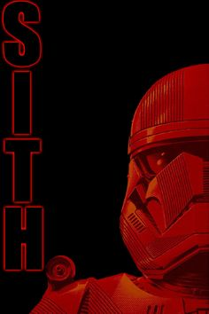 I fell in love with the Sith Stormtrooper images from SDCC and made this edit Star Wars Poster, Star Wars Art, Sith, Star Wars Helmet, Star Wars Canon, Star Wars Pictures, Star Wars Concept Art, Star Wars Wallpaper, Fanart