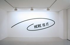 by lawrence weiner (+)[via]