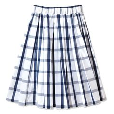 Know When to Fold: 8 Perfectly Pleated Skirts - Trademark from #InStyle