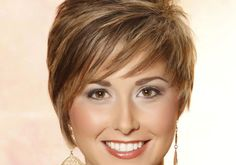 Short Brown Hair with Highlights | 31 Ravishing Brown Hair with Caramel Highlights For 2013 Trends ...