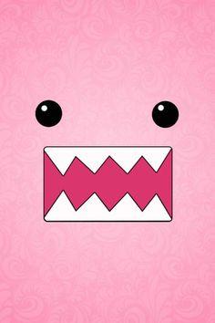 Pink Domo Kun!