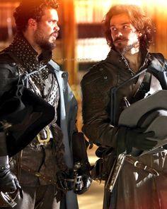 The Musketeers - Porthos & Aramis