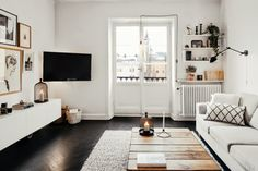 7 Surprising Ideas: Minimalist Home Tour With Kids minimalist bedroom master apartment therapy.Minimalist Home Living Room Kitchens minimalist interior house floors.Minimalist Home Tour With Kids. Home Living Room, Apartment Living, Living Room Designs, Living Room Furniture, Living Room Decor, Living Spaces, Apartment Therapy, Dark Floor Living Room, Cozy Apartment