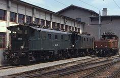 Solothurn-Münster-Bahn – Wikipedia Swiss Railways, Standard Gauge, S Bahn, Group Of Companies, Electric Locomotive, Stables, Trains, History, Management
