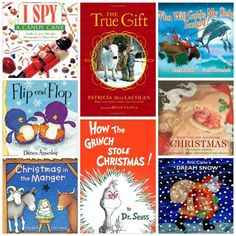 Great Christmas Books for Kids of all Ages