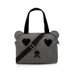 Grey Bear Bag New Outfits Henry Holland Debenhams Shoulder Fashion Accessories