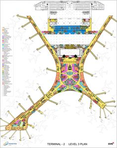 Chhatrapati Shivaji International Airport – Terminal 2 / SOM