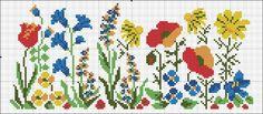 Gallery.ru / Фото #60 - Вишиванка 5 - widpuckau Tiny Cross Stitch, Cross Stitch Borders, Cross Stitch Flowers, Cross Stitch Designs, Cross Stitching, Cross Stitch Patterns, Hardanger Embroidery, Ribbon Embroidery, Cross Stitch Embroidery