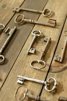 18th century skeleton keys