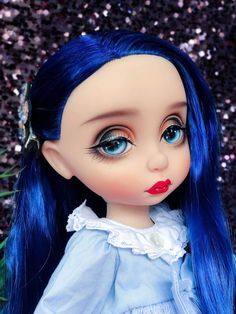 Disney Baby Dolls, Disney Princess Dolls, Baby Disney, Doll Repaint, Baby Blue, Disney Characters, Characters, Animales