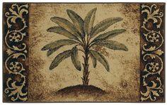I love palm tree themes