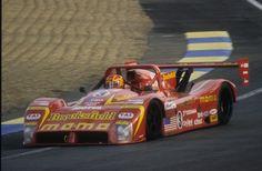 Ferrari 333 SP 1998 Le Mans Gianpiero Moretti / Mauro Baldi / Didier Theys