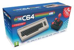 You're Getting A Commodore 64 Mini In 2018