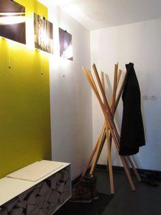 Schwarz, weiß, Kunst! Wir sind heute zu Besuch bei Natalie in Bruchsal nahe Karlsruhe.